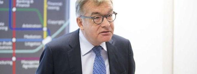 Laurent Mosar (CSV) fordert einen gemeinsamen Einsatz der Politik für die Interessen der Finanzbranche in Luxemburg.