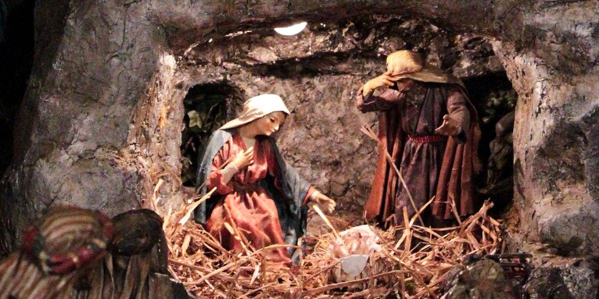 Weihnachtskrippen haben ihren Ursprung im 13. Jahrhundert.