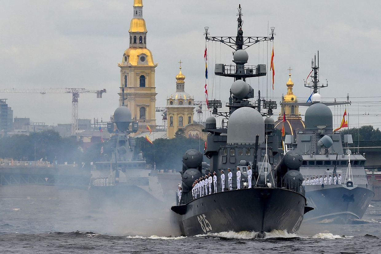 Russland gehört zu den Staaten mit den längsten Küstenlinien weltweit ...