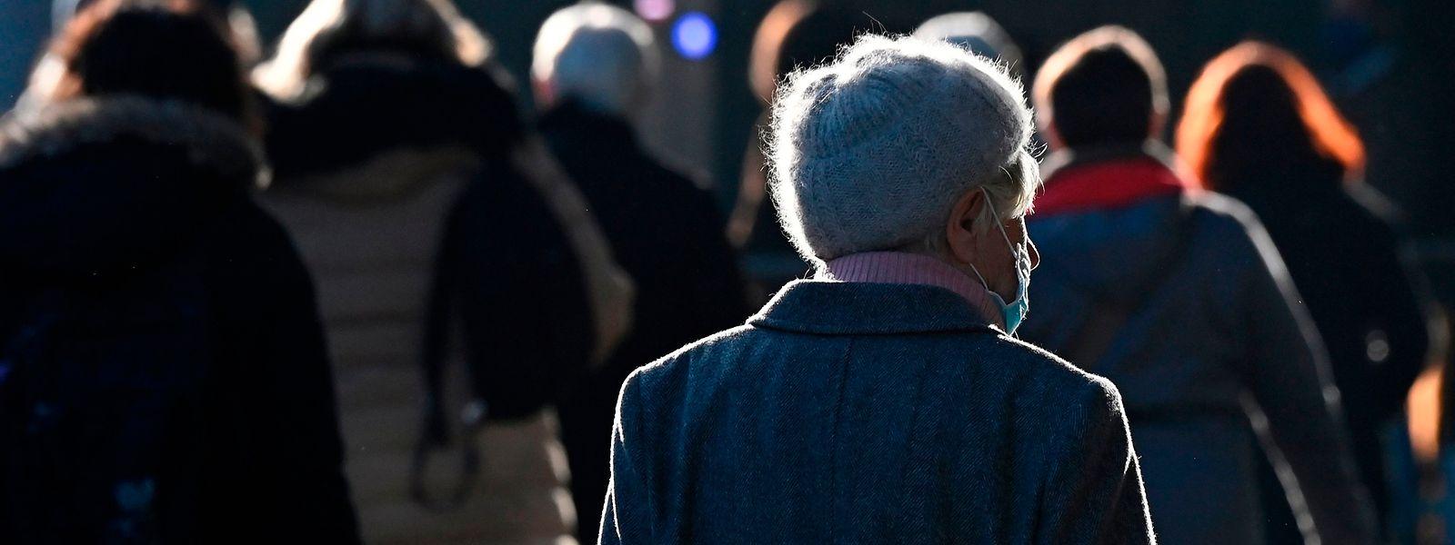 In Schweden ist besonders die ältere Generation schwer betroffen von der grassierenden Corona-Pandemie.
