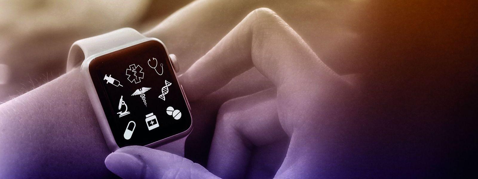 Smart Devices der nahen Zukunft werden weit mehr als nur Herz- und Glukosewerte erfassen können.