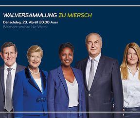 DP - Walversammlung - Miersch