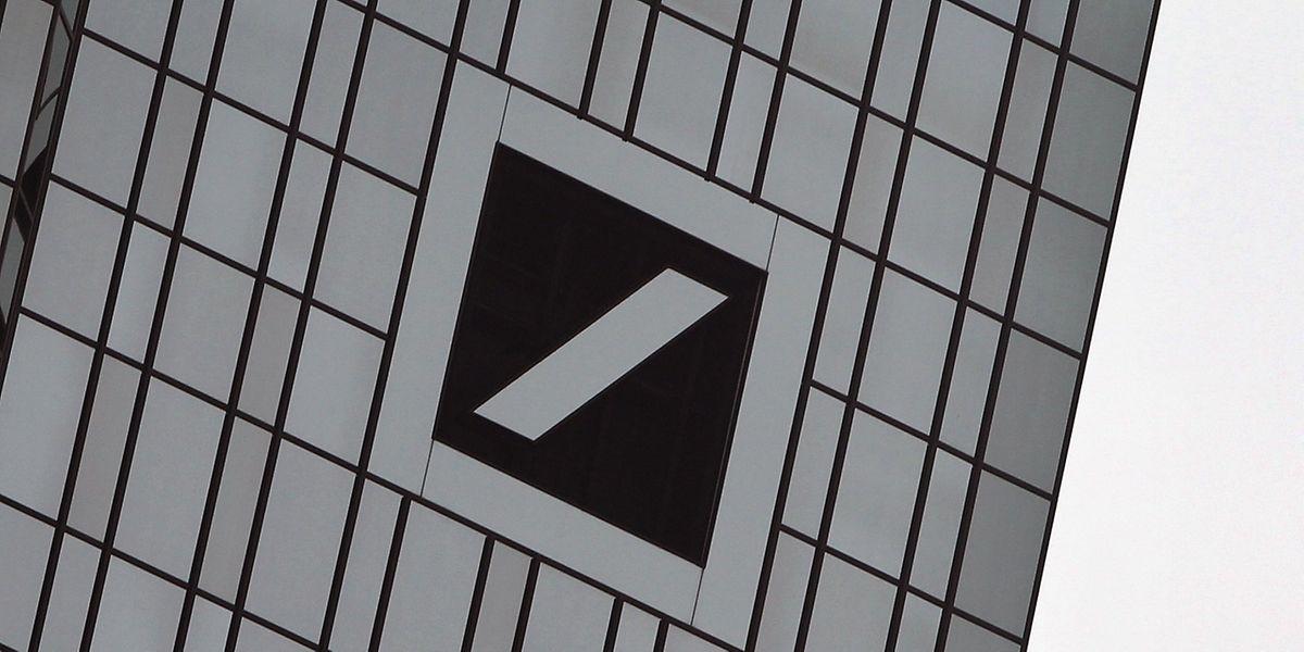 Die Deutsche Bank muss eine Geldbuße und Wiedergutmachung zahlen.