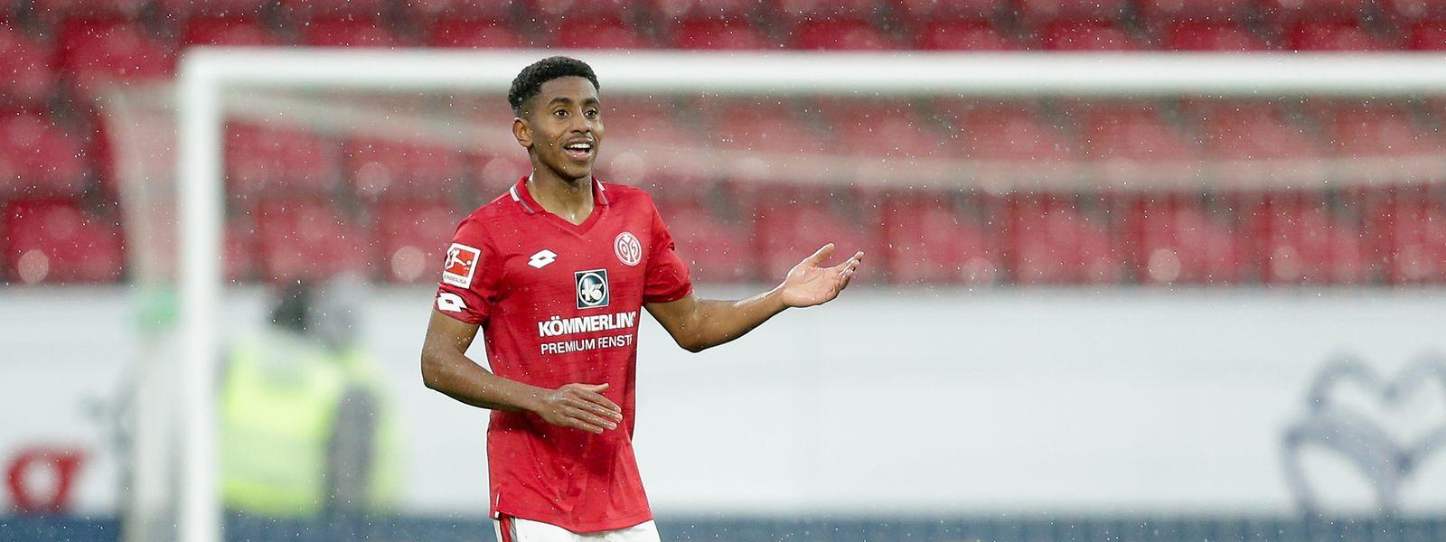 Leandro Barreiro ist seit 2016 in Mainz.