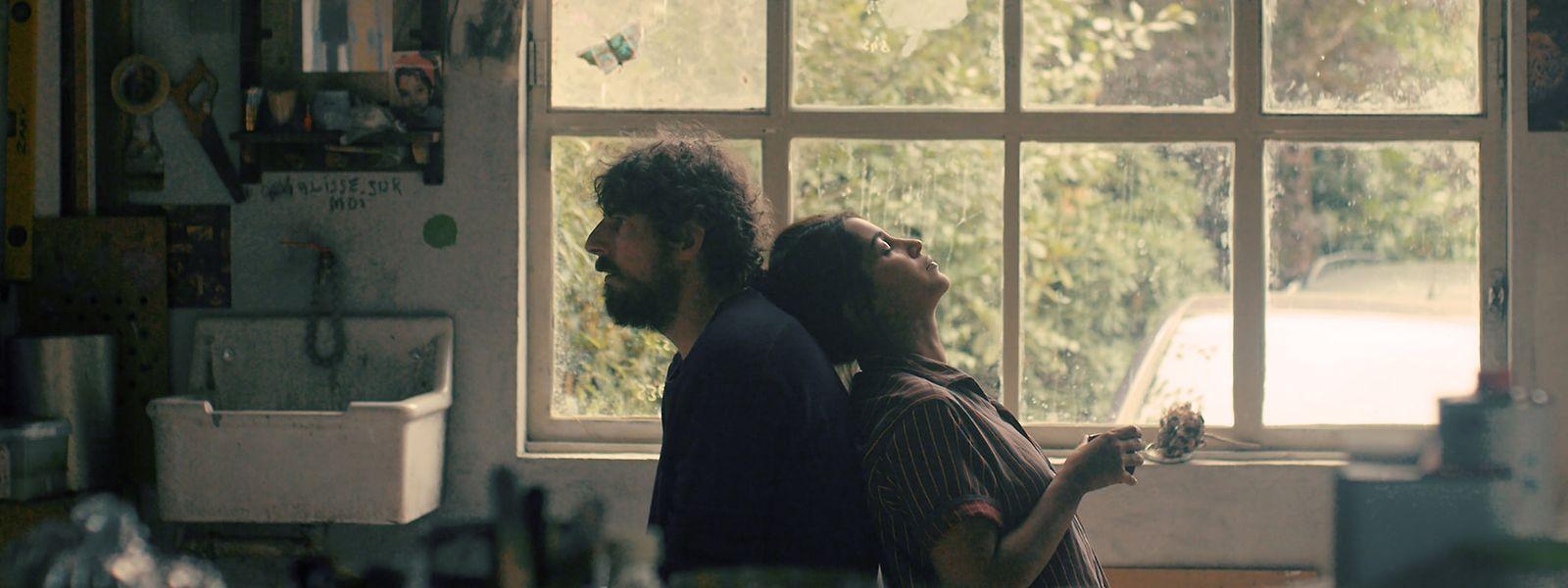 """Die Hauptrollen in der Samsa-Filmproduktion """"Les Intranquilles"""" haben Leïla Bekhti und Damien Bonnard."""