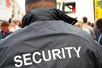 Security Sicherheitsfirma Personenkontrolle