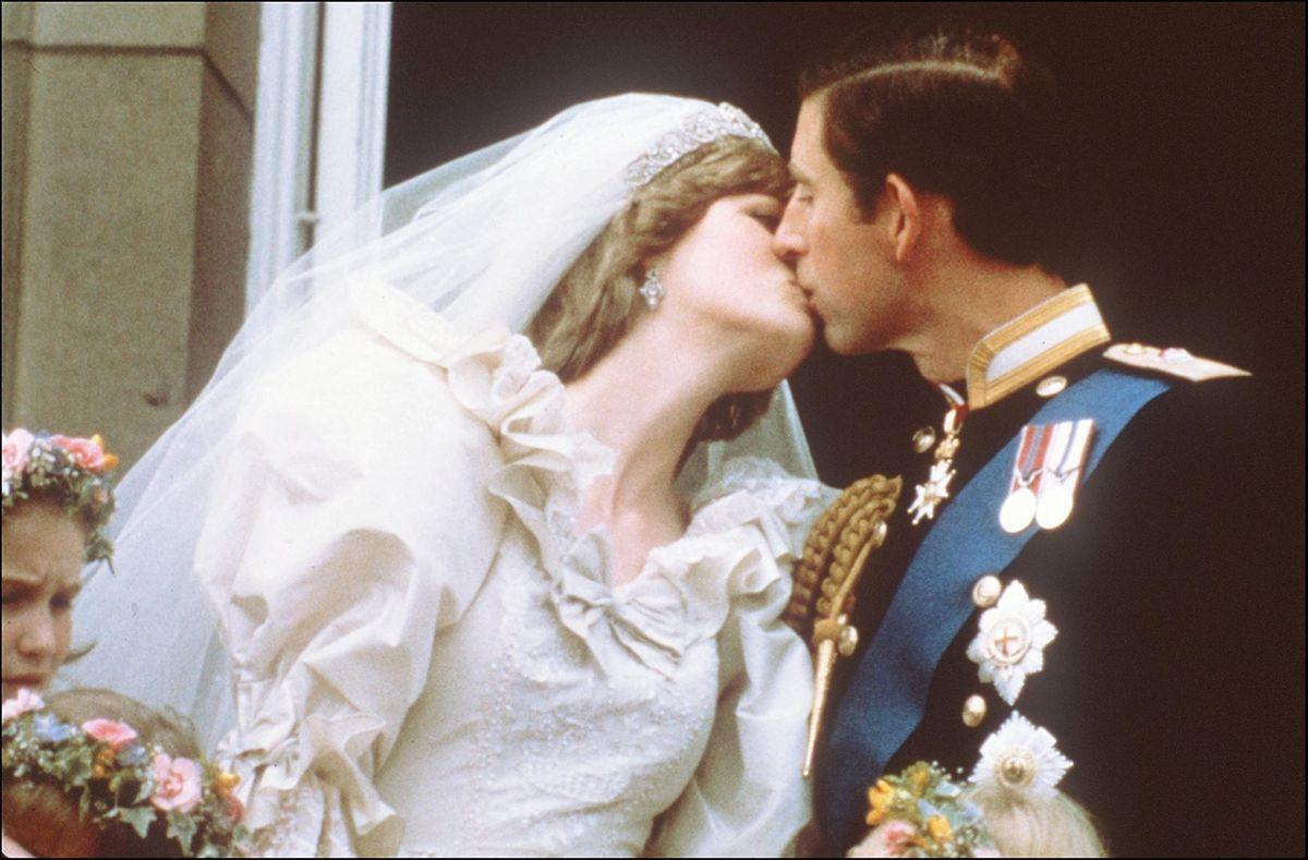 Bereits im Jahr 1981, als das Paar heiratete, kriselte es in der Beziehung aufgrund der Nebenbuhlerin Camilla.