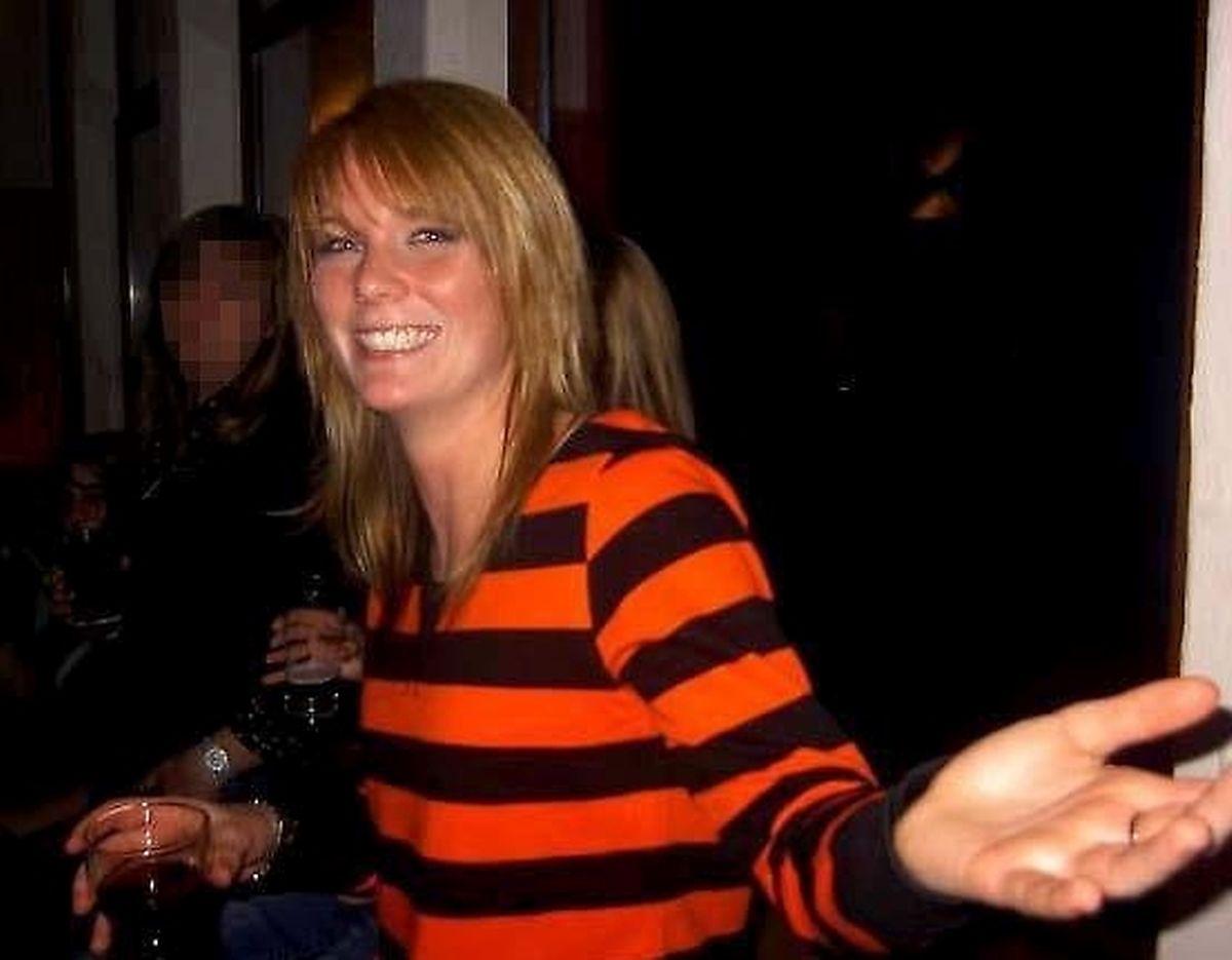 Tanja Gräffs Überreste wurden neben zehn leeren Fläschchen Alkohol gefunden.