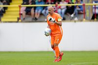 Jonathan Joubert (Torwart Düdelingen #1)/ Fussball BGL Ligue Luxemburg, 3. Spieltag, Saison 2019-2020 / 17.08.2019 /F91 Düdelingen - Jeunesse Esch (Duedelingen, Dudelange) / Stade Jos Nosbaum, Düdelingen /Foto: Ben Majerus