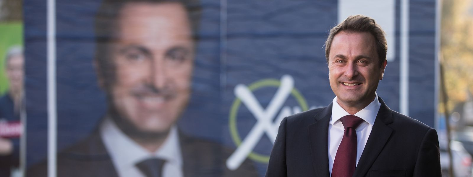 Premierminister Xavier Bettel will weitermachen. In der Schlussphase des Wahlkampfes setzt seine Partei daher ganz gezielt auf die große Popularität des 45-jährigen DP-Spitzenkandidaten.