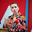 Die 41-jährige Mette Frederiksen ist die jüngste Ministerpräsidentin, die Dänemark bisher hatte.