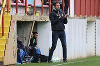 Dino Toppmöller (F91 Düdelingen - Trainer) / Fussball BGL Ligue Luxemburg, 24. Spieltag Saison 2018-2019 / 05.05.2019 / F91 Düdelingen - FC Victoria Rosport / Stade Jos Nosbaum Dudelange / Foto: Yann Hellers