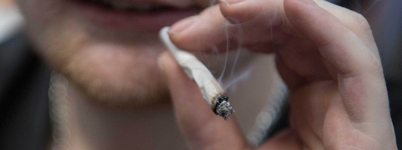 Pour Henri Grün, le président du CePT, la légalisation du cannabis récréatif ne doit pas faire croire que sa consommation est sans danger.
