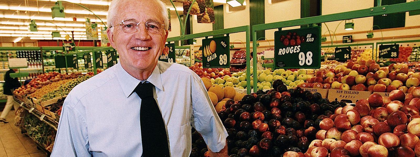 Der Luxemburger Geschäftsmann Paul Leesch ist im Alter von 91 Jahren verstorben.
