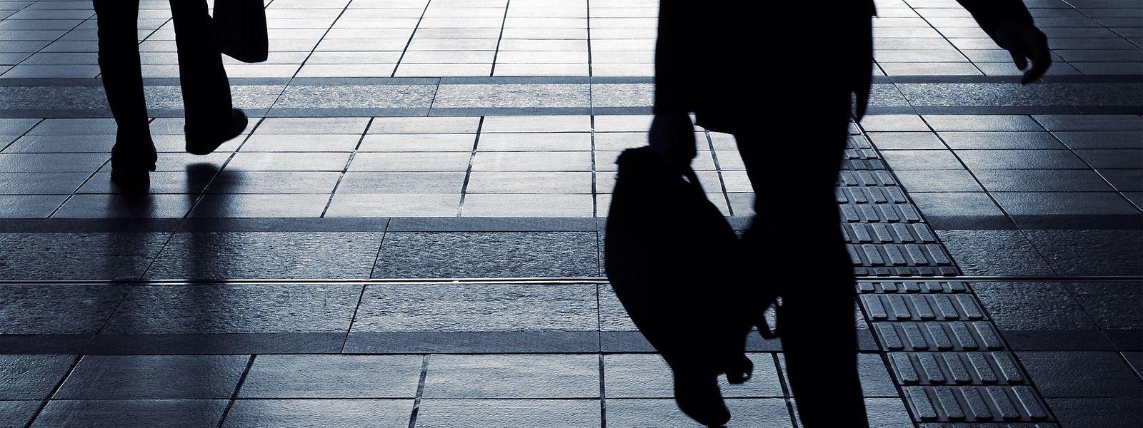 Hat sich Luxemburg vor der Datenerhebung gedrückt oder diese verzögert, sodass Angaben über das Schattenbankenwesen in Luxemburg nicht berücksichtigt werden konnten?