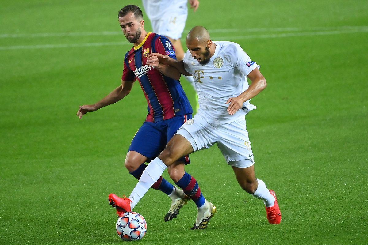 Le duel entre la Juve et le Barça est aussi marqué par le retour de Miralem Pjanic à Turin.