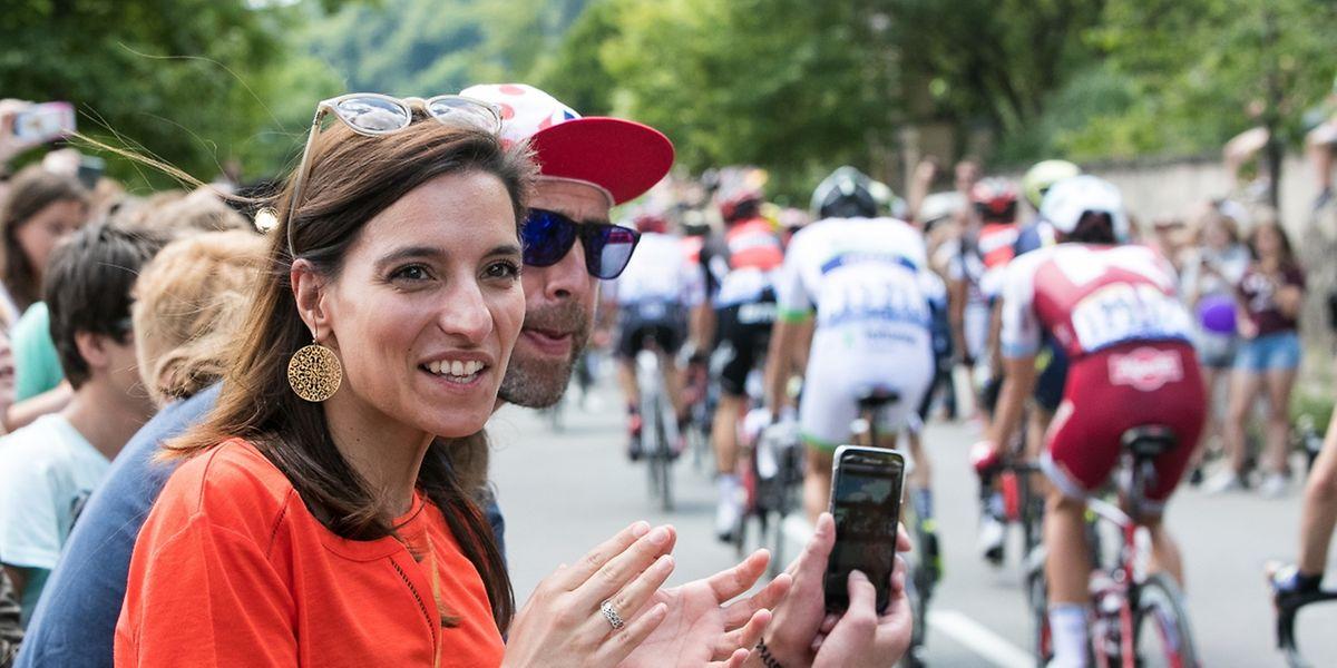Ovation für ... die Tour de France in Schengen. Dass zeitgleich der Gipfel der Großregion mit prominenten Politikern tagte, haben die wenigsten Leute mitbekommen.