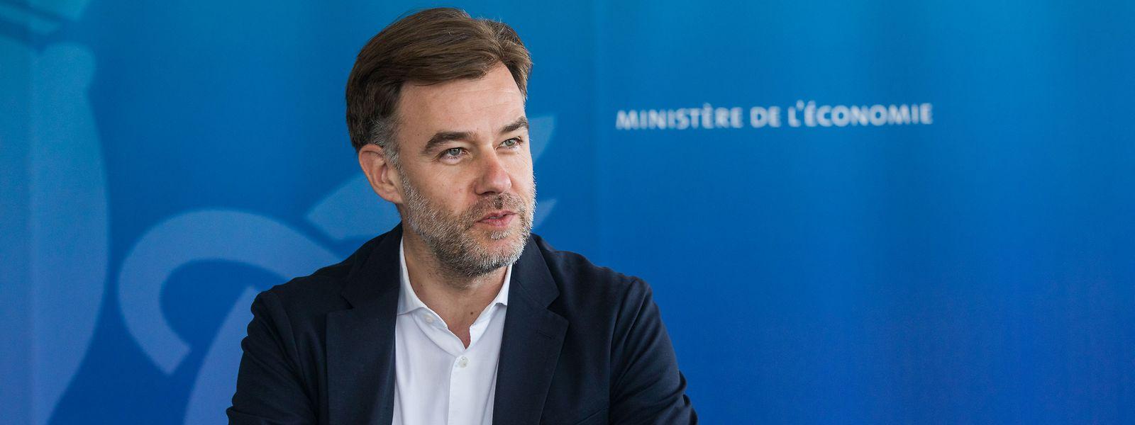 Franz Fayot: «Nous avons l'un des États-providence les plus forts d'Europe et une Sécurité sociale exemplaire»