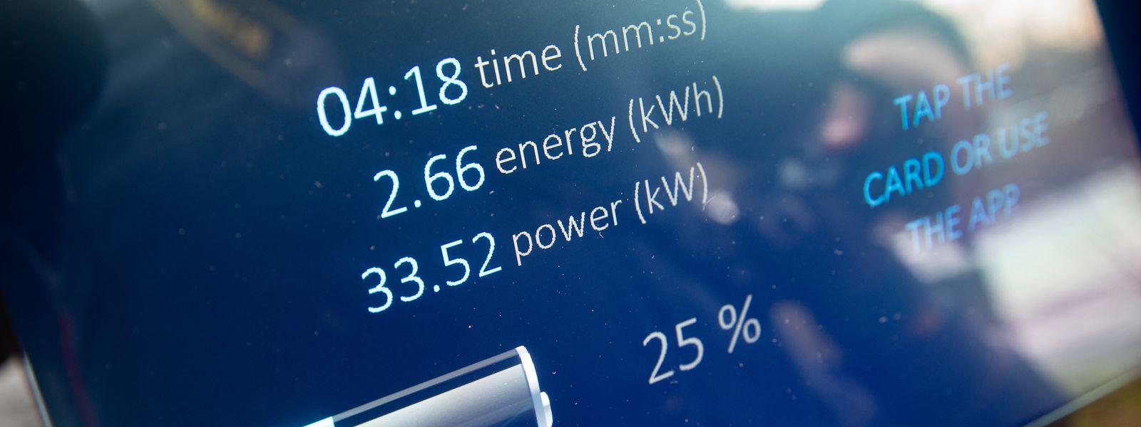 Le futur réseau de 88 superchargeurs doit permettre aux véhicules 100% électriques de bénéficier, en cinq minutes, d'une recharge équivalente à une autonomie de 100 km.