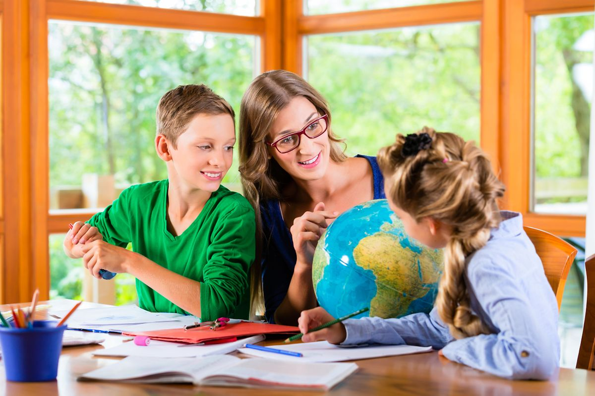 It is legal to home school but you need approval if your child is under 12 years Photo: Shutterstock