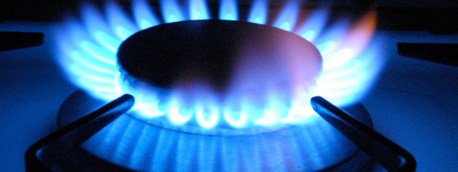 Die Gaspreise sind in Großbritannien seit Jahresbeginn um 250 Prozent gestiegen.