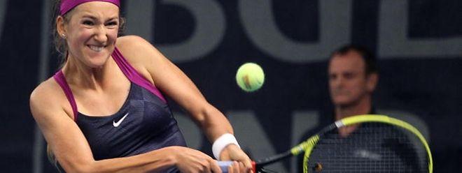 Victoria Azarenka gewann 2011 in Kockelscheuer.