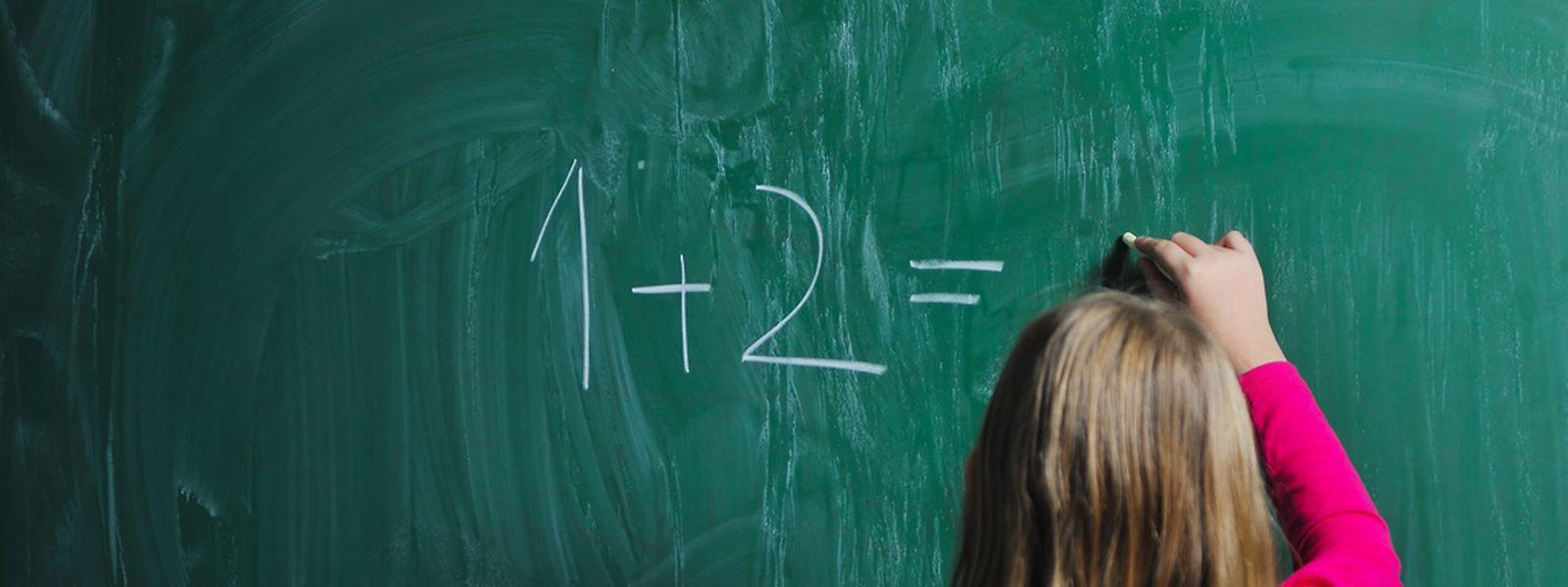Das Bildungsministerium veröffentlichte einen Bericht zu den Kosten des Bildungssystems aus dem Jahr 2012.