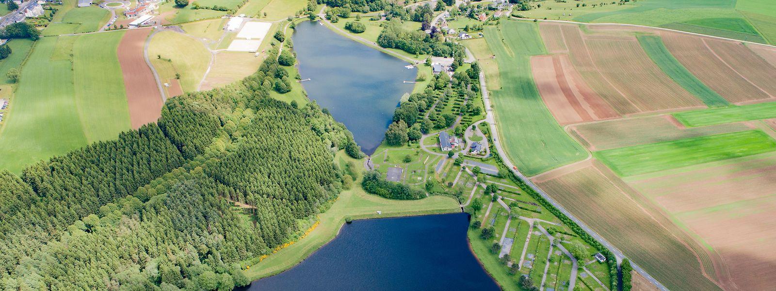 Still ruht der See, doch trügt der Schein. Dem Areal steht den Plänen des Schöffenrats nämlich eine umfassende Neugestaltung bevor.