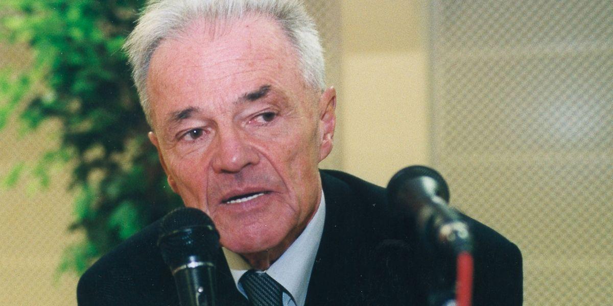 Jean-Paul Harpes stand unter anderem der nationalen Ethikkommission vor.