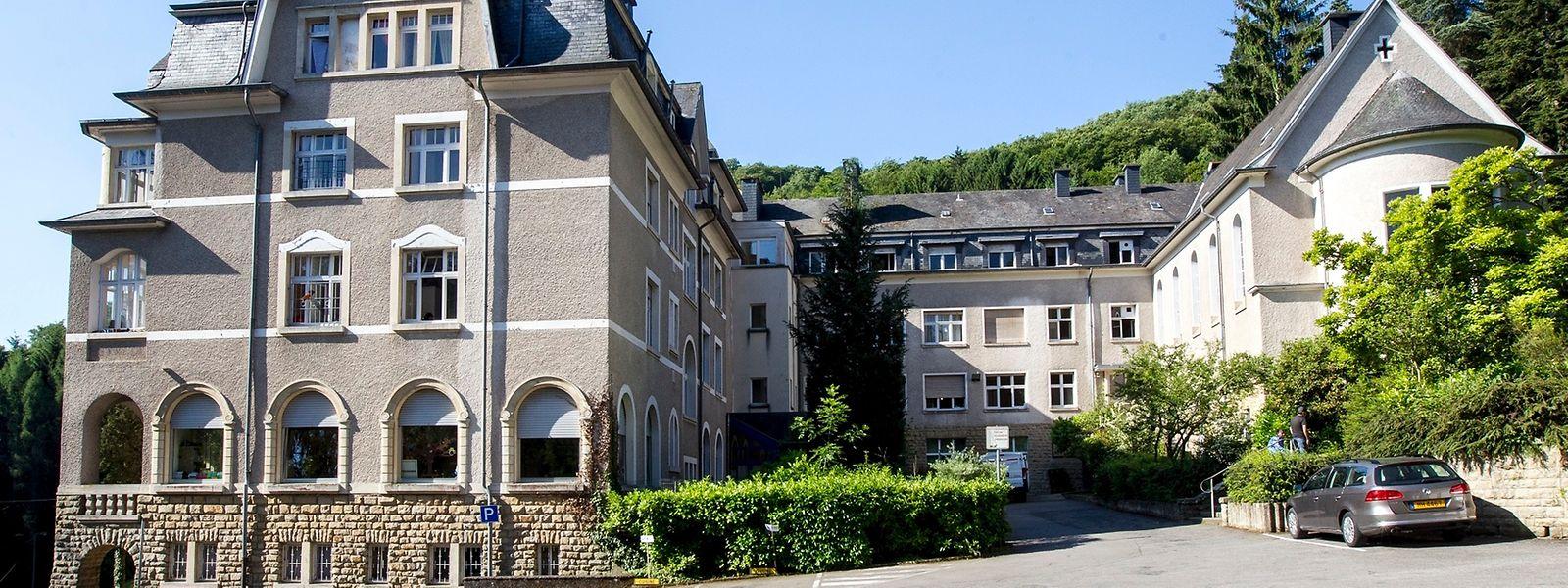 Im Centre Héliar in Weilerbach sind derzeit rund 150 Personen untergebracht.