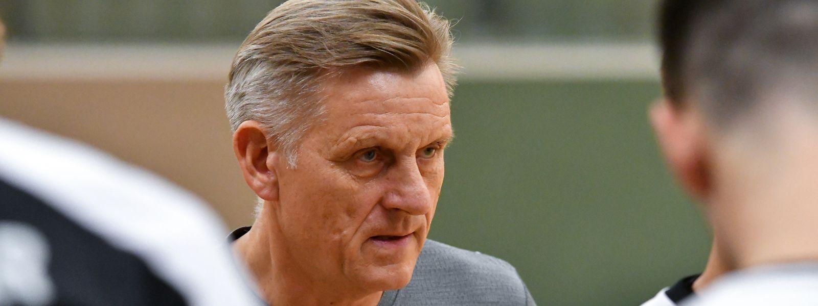 André Gulbicki kann mit HB Esch erneut das Doublé holen.