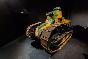 Ausstellung Lëtzebuerg am eischten Weltkrich, Foto Lex Kleren