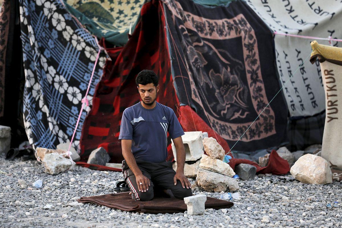 Pour les réfugiés aussi le ramadan vient de débuter.