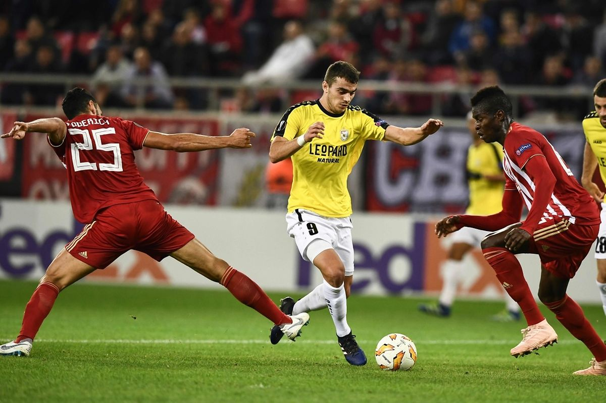 Premier buteur dudelangeois en Europa League, Danel Sinani a répondu présent.