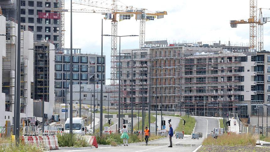 Der Boulevard Kockelscheuer wird am 28. August für den Verkehr eröffnet.