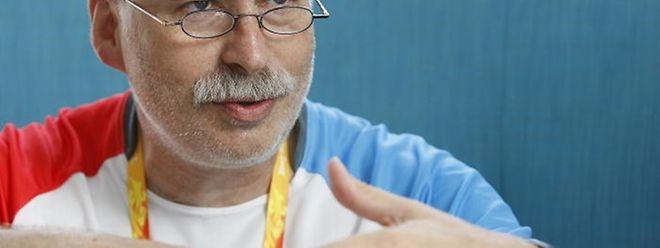 Pas question de prendre Fränk Schleck dans la sélection si l'analyse de l'échantille B confirme celle du A, dit Heinz Thews, le directeur technique du COSL