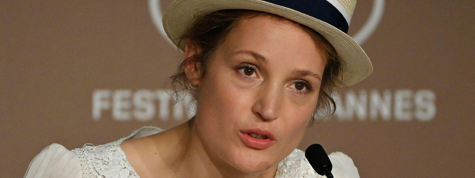 In Cannes stellte Vicky Krieps gleich mehrere Filme als Mitglied des Casts vor.