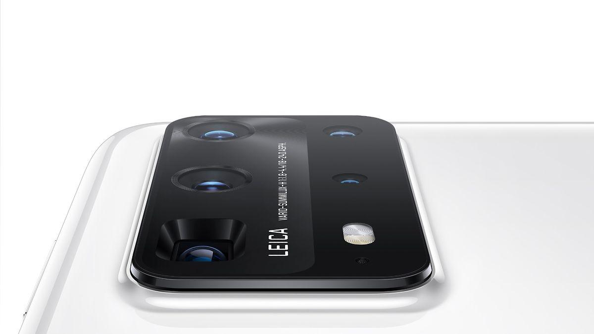Auffälligstes Merkmal: die leistungsstarken Kameras auf der Rückseite.