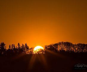 Sonnenënnergang 29.04.2017
