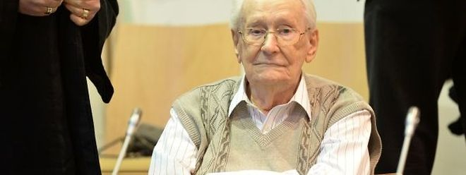 Oskar Gröning hat die ihm vorgeworfenen Taten am Dienstag vor Gericht zugegeben.