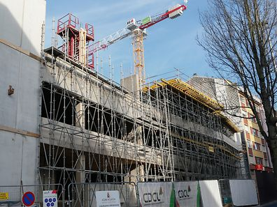 Der Neubau der Zithaklinik wird Platz für 140 Betten bieten.