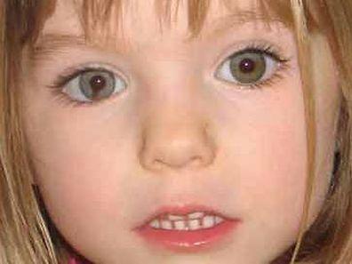 Die damals dreijährige Madeleine McCann war am 3. Mai 2007 aus einer Ferienanlage in Portugal verschwunden.
