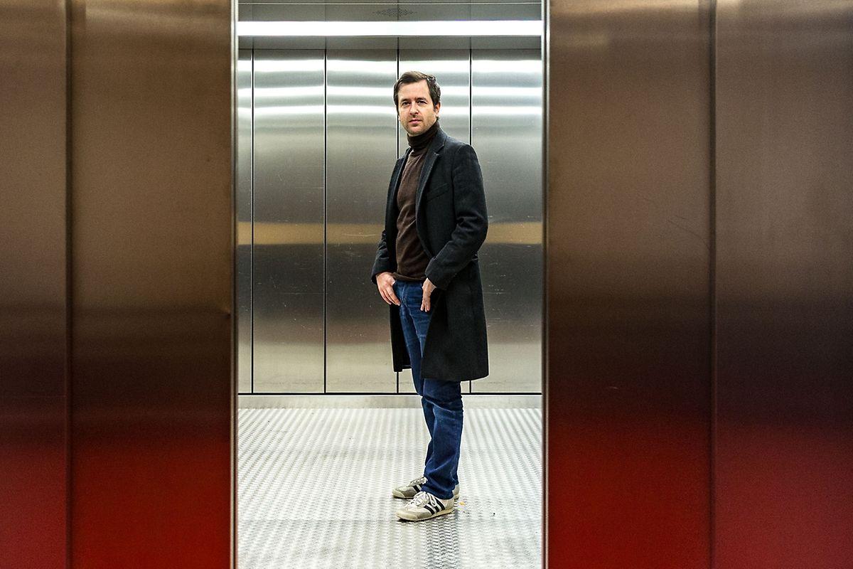 Sébastien Gebrille a rejoint l'Orchestre philharmonique de Luxembourg (OPL) en 2001.