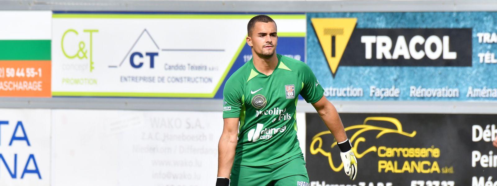 Andrea Amodio und seine Teamkollegen aus Differdingen müssen nach Bosnien-Herzegowina.