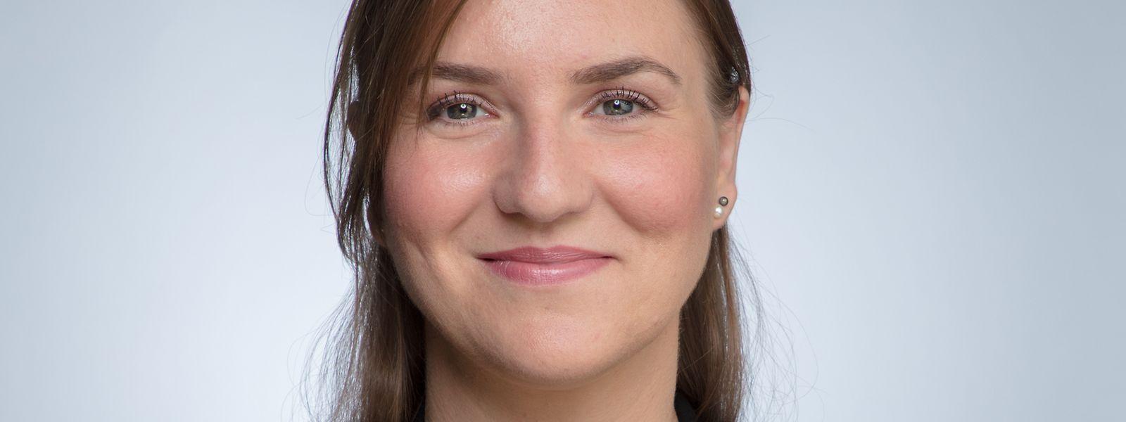 Vanessa Müller wird ab 1. März die Geschicke von Accenture Luxemburg leiten.