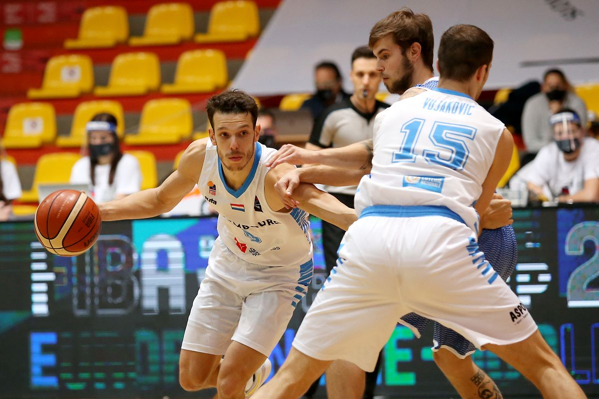 Thomas Grün fehlt der FLBB-Auswahl in Pristina.