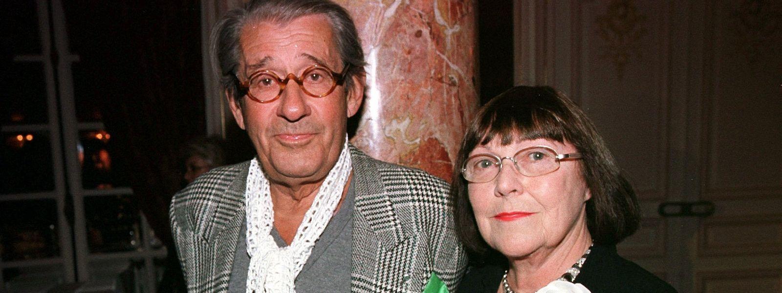 Helmut und June Newton waren fast 60 Jahre zusammen.