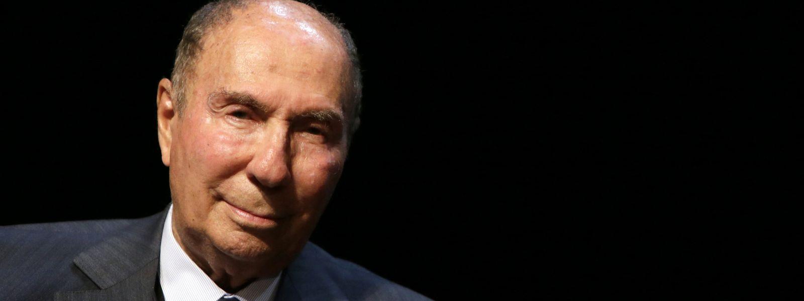 Dassault starb am Montag mit 93 Jahren.