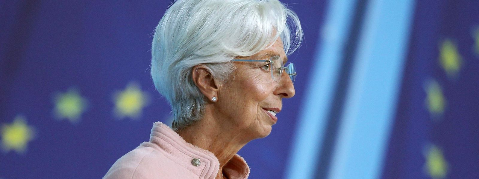 Christine Lagarde , Presidente do Banco Central Europeu (BCE)