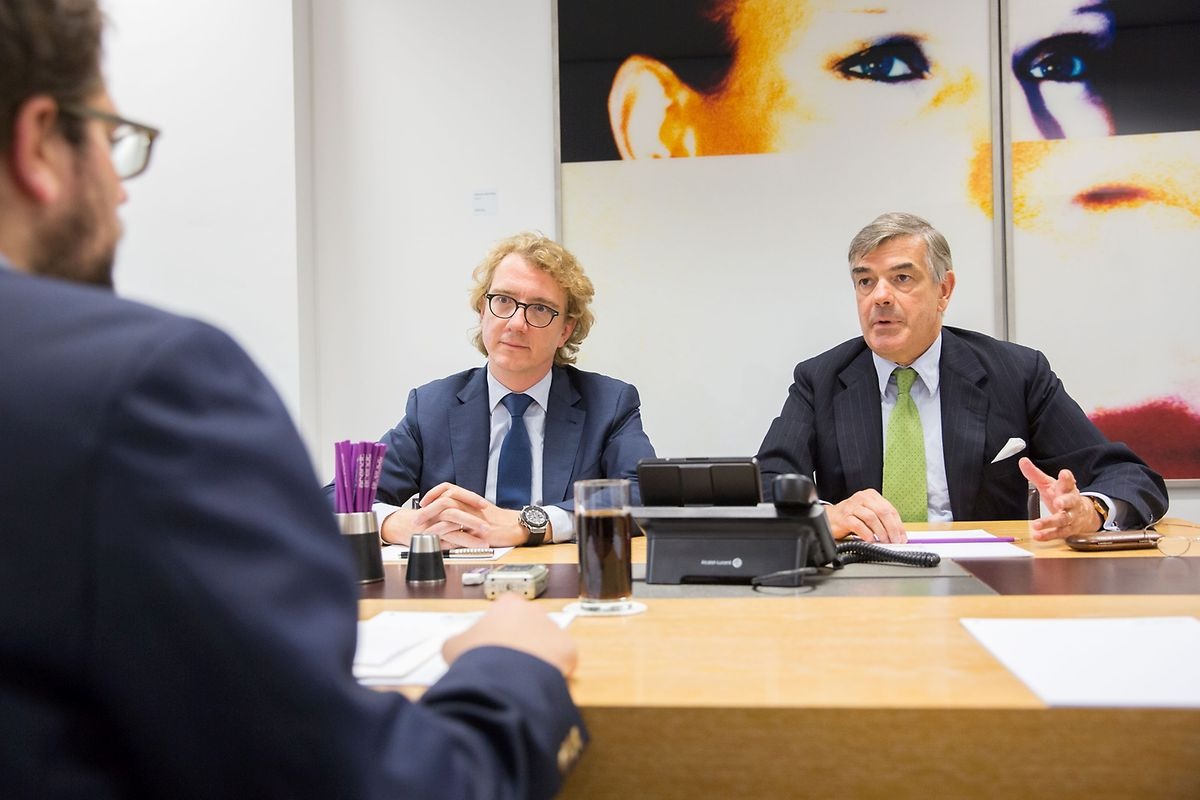 Guy Harles und Laurent Schummer sind Partner bei Arendt & Medernach.